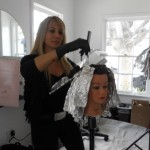 Difiaba Color Class in Beverly Hills